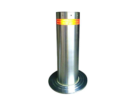 半自动液压升降柱