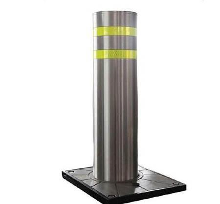 304不锈钢固定防撞柱