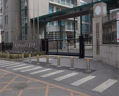 液压升降柱将广泛应用于街道和大巷